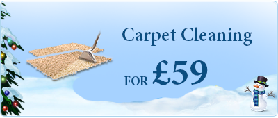 Carpet Cleaning £59