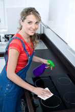 Experienced move out cleaners from London Cleaning Team.