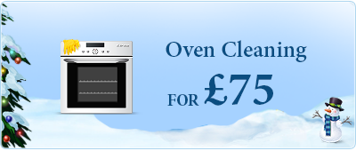 Oven Cleaning + Extras £75