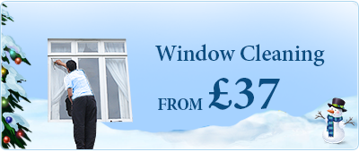 Window Cleaning from £37